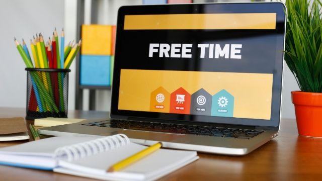ブログのメリット13:空き時間に稼ぐことができる
