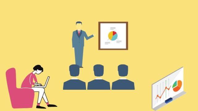 大学生がプレゼンテーションを成功させる方法【結論】PREP法を使え!