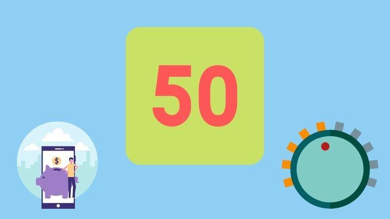 ブログ運営初めて50記事達成|リアルな収益とPV数を大公開!!