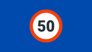 【ブログ50記事達成】リアルな収益とPV数(アクセス)を大公開