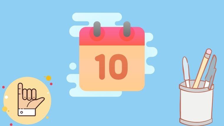 【初心者向け】ブログ10記事達成したときのPV数や収益は!?