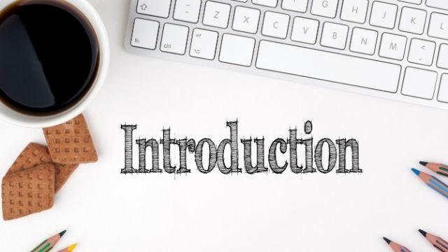 ブログの書き方テンプレート:導入パート