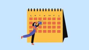 【仕事効率化】1日のスケジュールの立て方 失敗する人の共通点は〇〇です