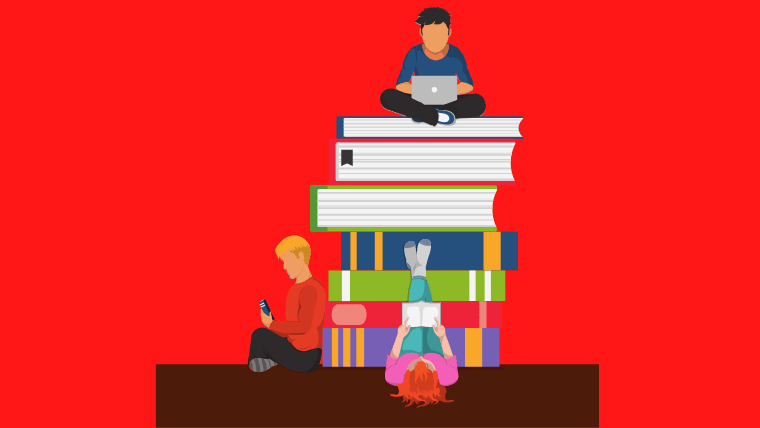 【読書傾向とは】年齢や立場によってジャンルは変化し続ける